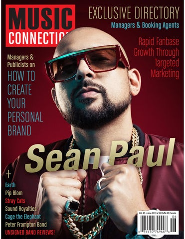 Music Connection 2019 By Music Connection Issuu