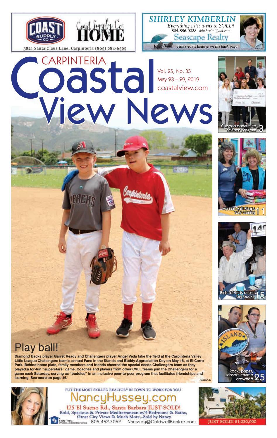 Coastal View News • May 23, 2019 by Coastal View News - issuu