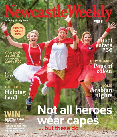 16 May 2019 by Newcastle Weekly Magazine - issuu