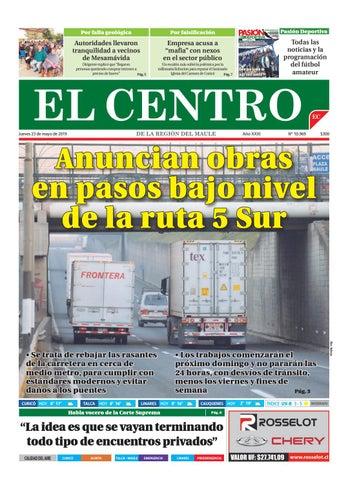 dfa2f33f437b Diario 23-05-2019 by Diario El Centro S.A - issuu