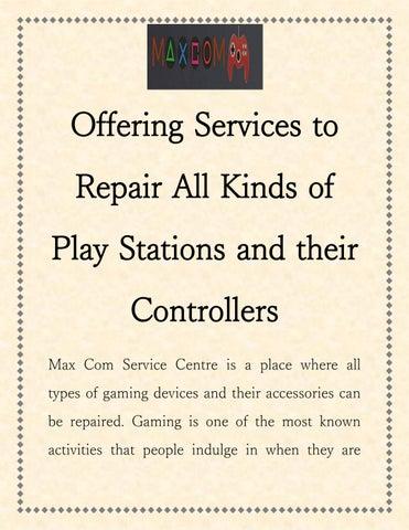 PS4 Repair In Vile Parle Call Us-7414980490