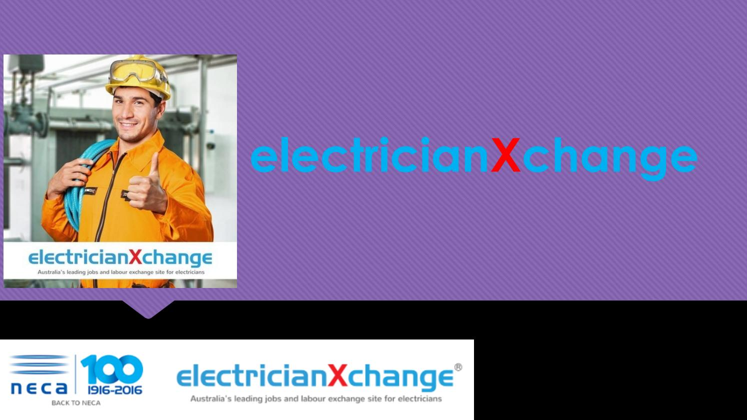 Electrician Jobs in Melbourne-electricianXchange by Electrician