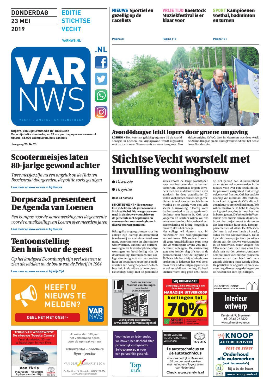 7b0c7a07e1f VARnws Stichtse Vecht 23 mei 2019 by VARnws - issuu