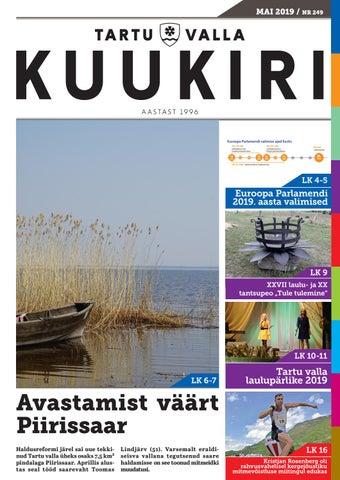 6d9782ba315 Tartu Valla Kuukiri (249) Mai 2019 by Tartu Valla Kuukiri - issuu
