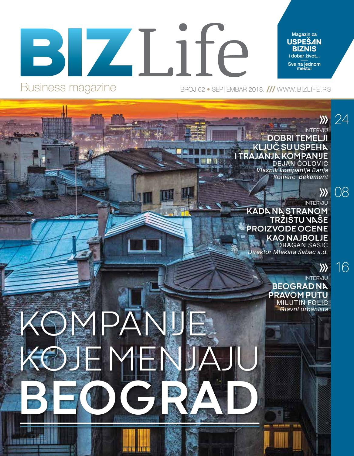 BizLife-broj 62 by Artena Presents - issuu