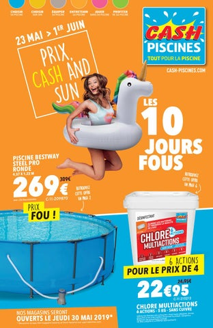 Les 10 Jours Fous By Cashpiscines2 Issuu
