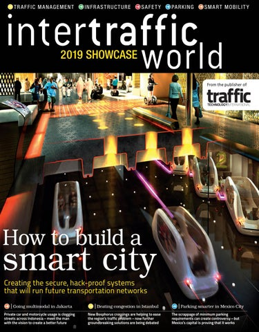 Intertraffic World 2019 by RAI Amsterdam - issuu