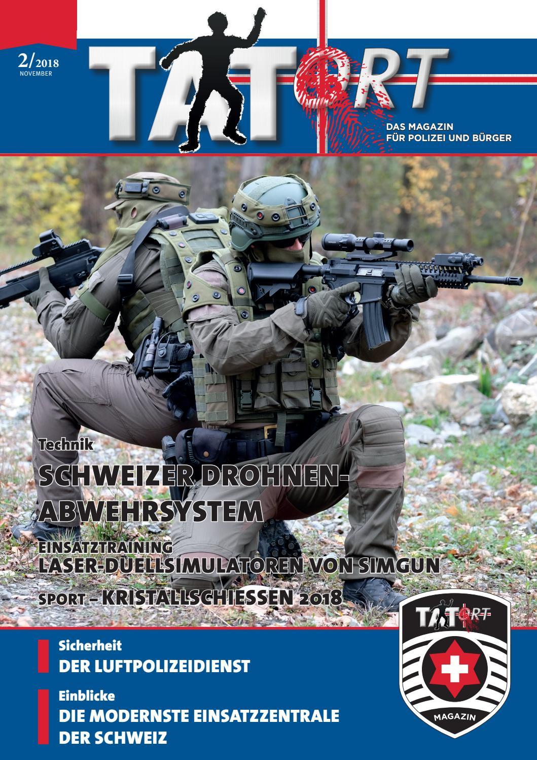 Tatort Magazin 2 2018 By Iv Group Issuu