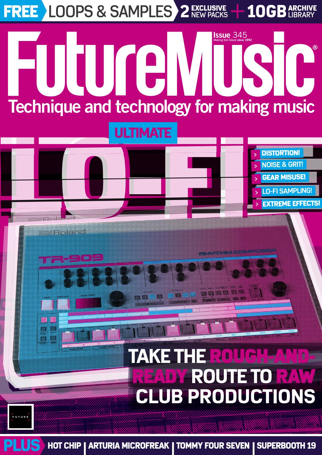 Future Music 345 (Sampler) by Future PLC - issuu