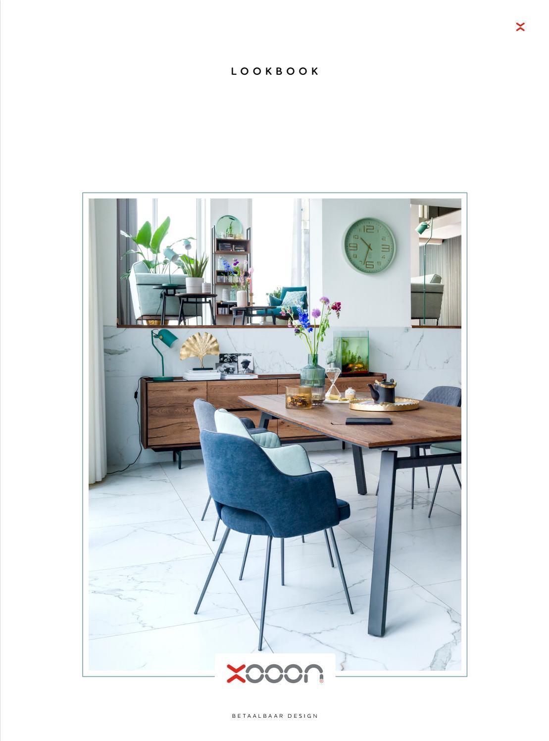 Eetbank Huis En Inrichting.Xooon Lookbook Voorjaar 2019 By Home Center Issuu