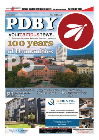 20 May 2019 Issue 7 Year 81 by PDBY - issuu