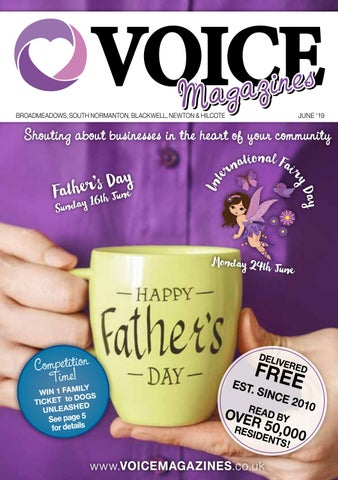 Voice Magazines Broadmeadows South Normanton Blackwell