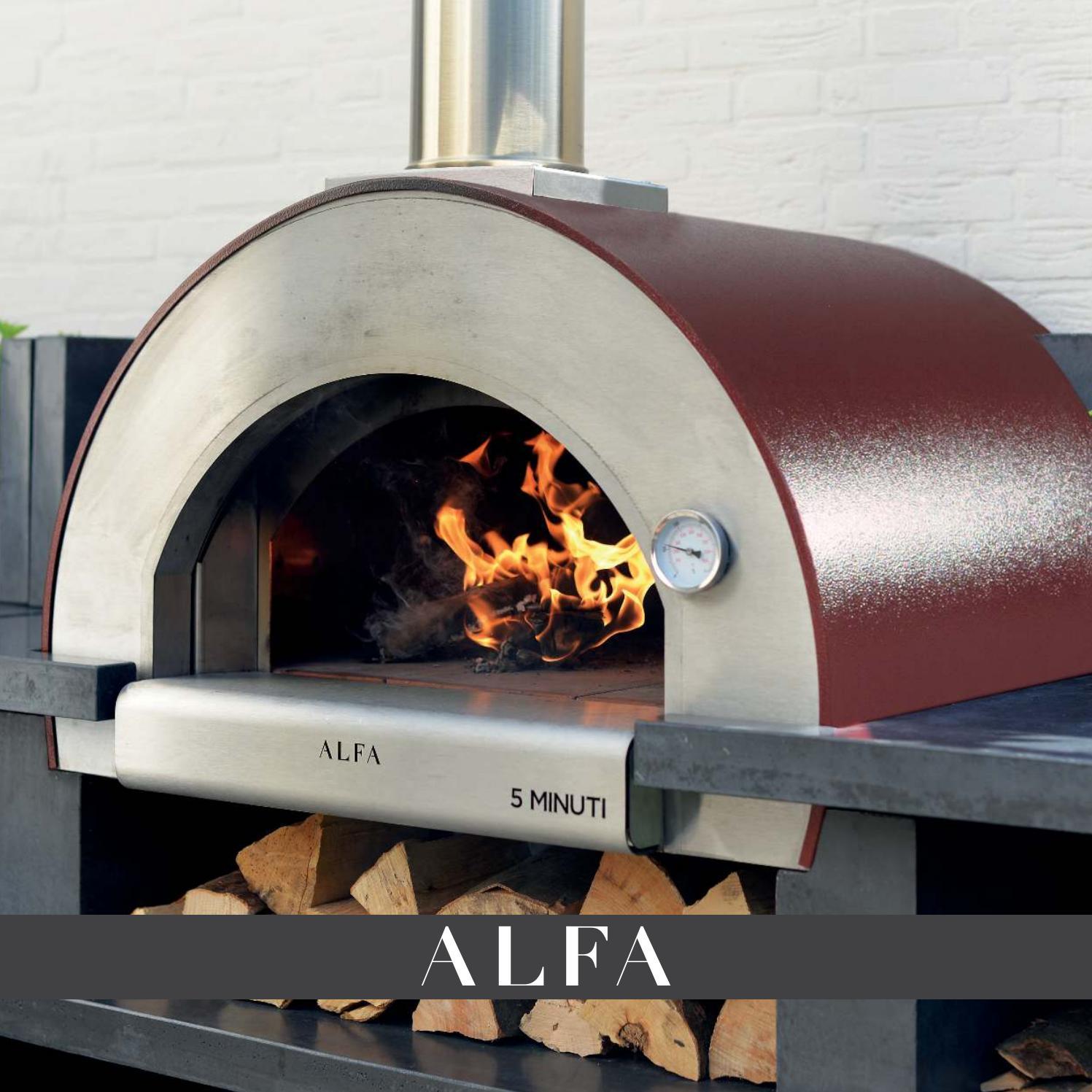 Thermomètre Four À Pain 500 catalogue alfa pizzasas sivac - issuu