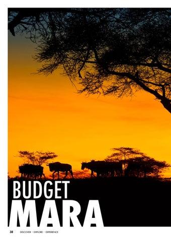 Page 40 of Budget Mara