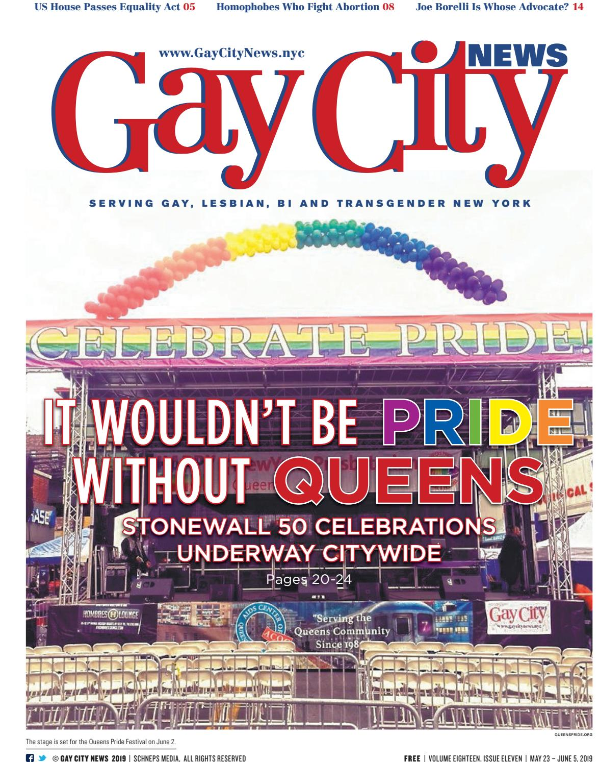 Gay City News - May 23, 2019 by Schneps Media - issuu