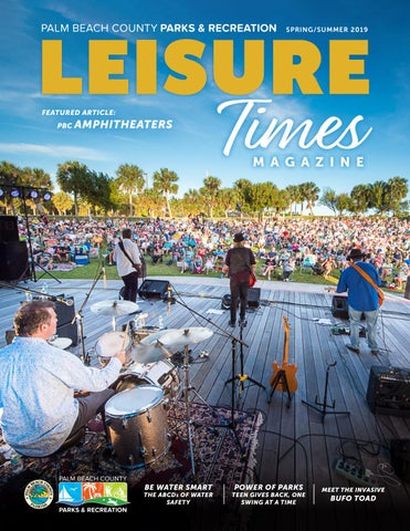 Leisure Times - Spring/Summer 2019