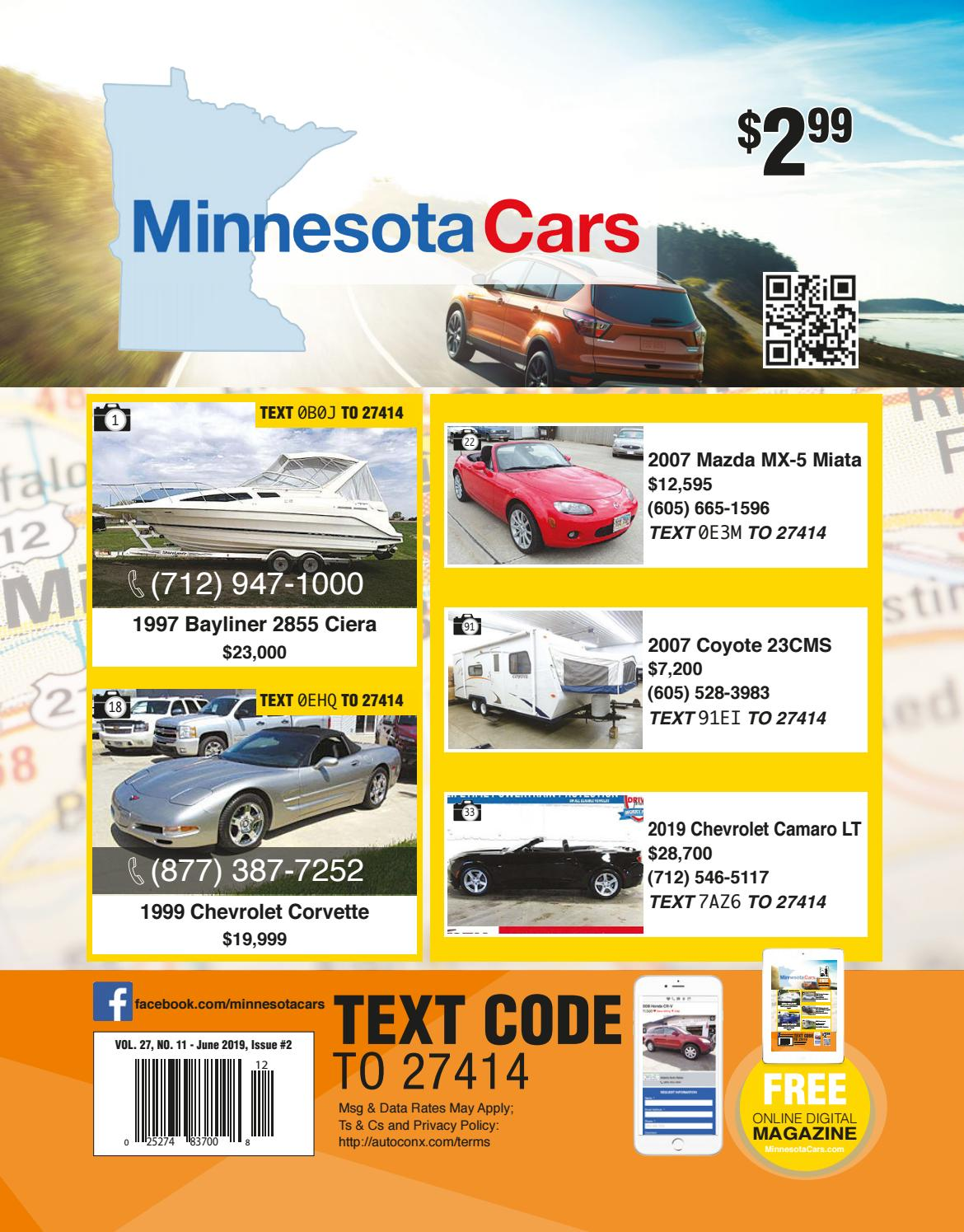 Minnesota Cars 27-11 by DCHPublications - issuu