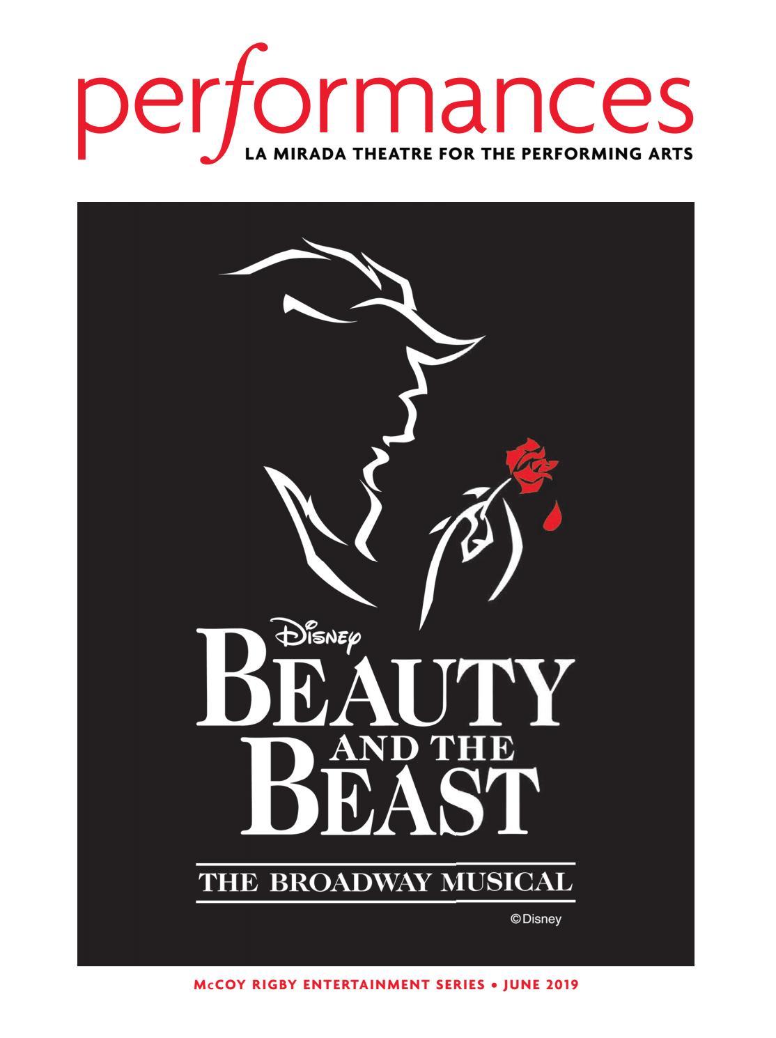f0e77e27476 Performances Magazine La Mirada Theatre June 2019 by SoCalMedia - issuu