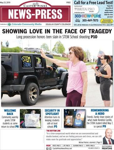 Castle Pines News Press 0523 by Colorado Community Media - issuu