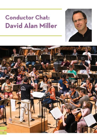 Page 32 of Conductor Chat: David Alan Miller