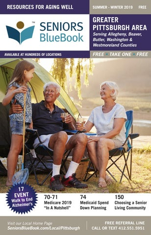 Greater Pittsburgh Area - Summer-Fall 2019 by Seniors Blue Book - issuu