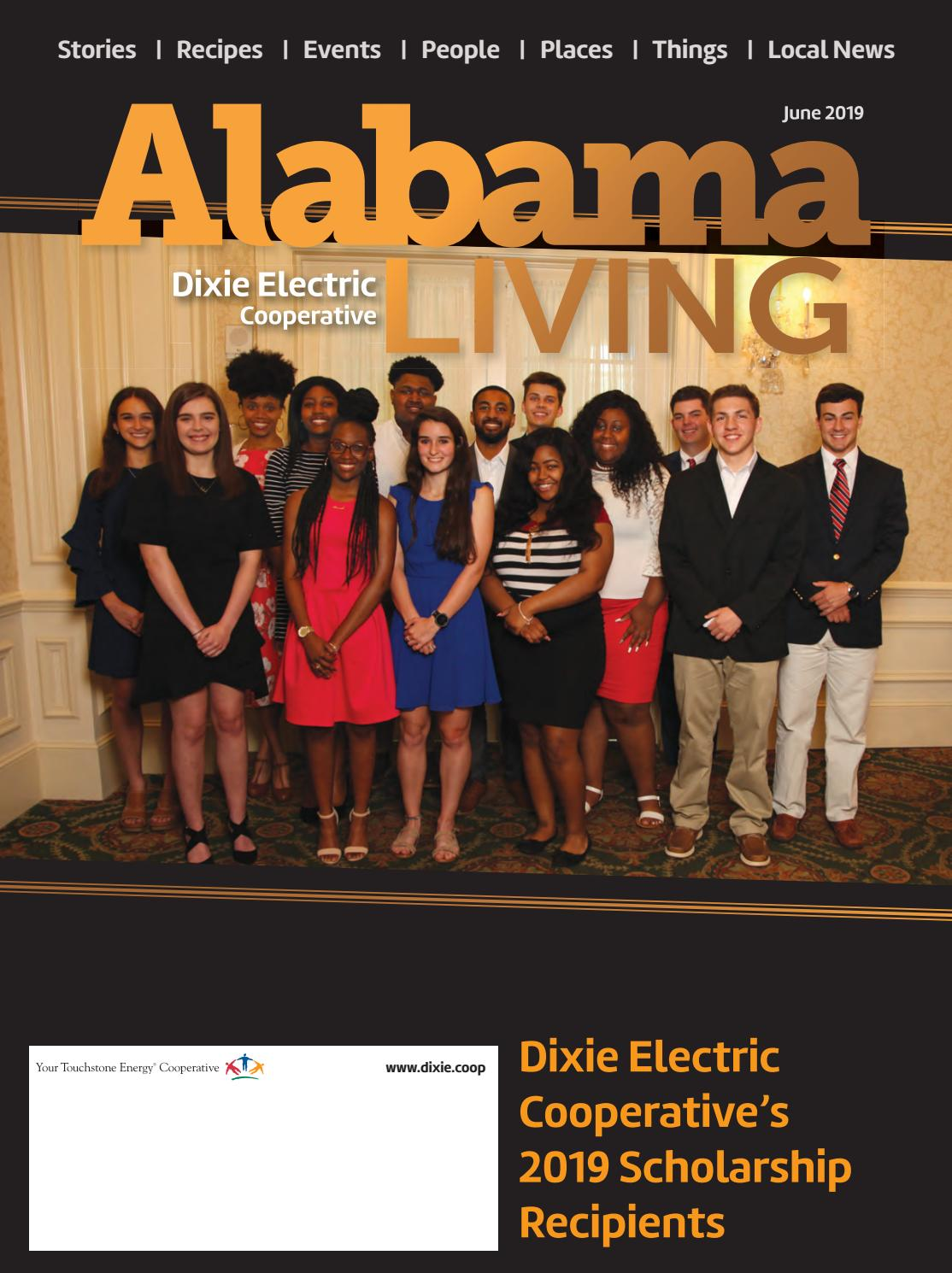 June 2019 Dixie By Alabama Living Issuu