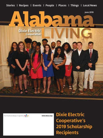 June 2019 Dixie by Alabama Living - issuu