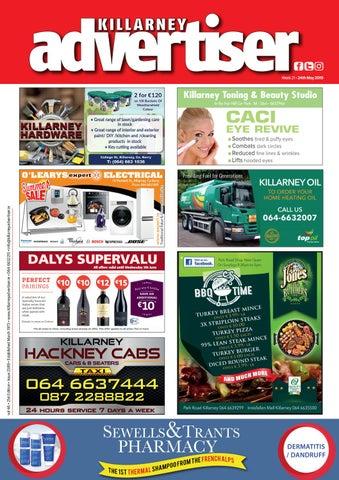 Killarney Advertiser 24th May 2019 by Killarney Advertiser