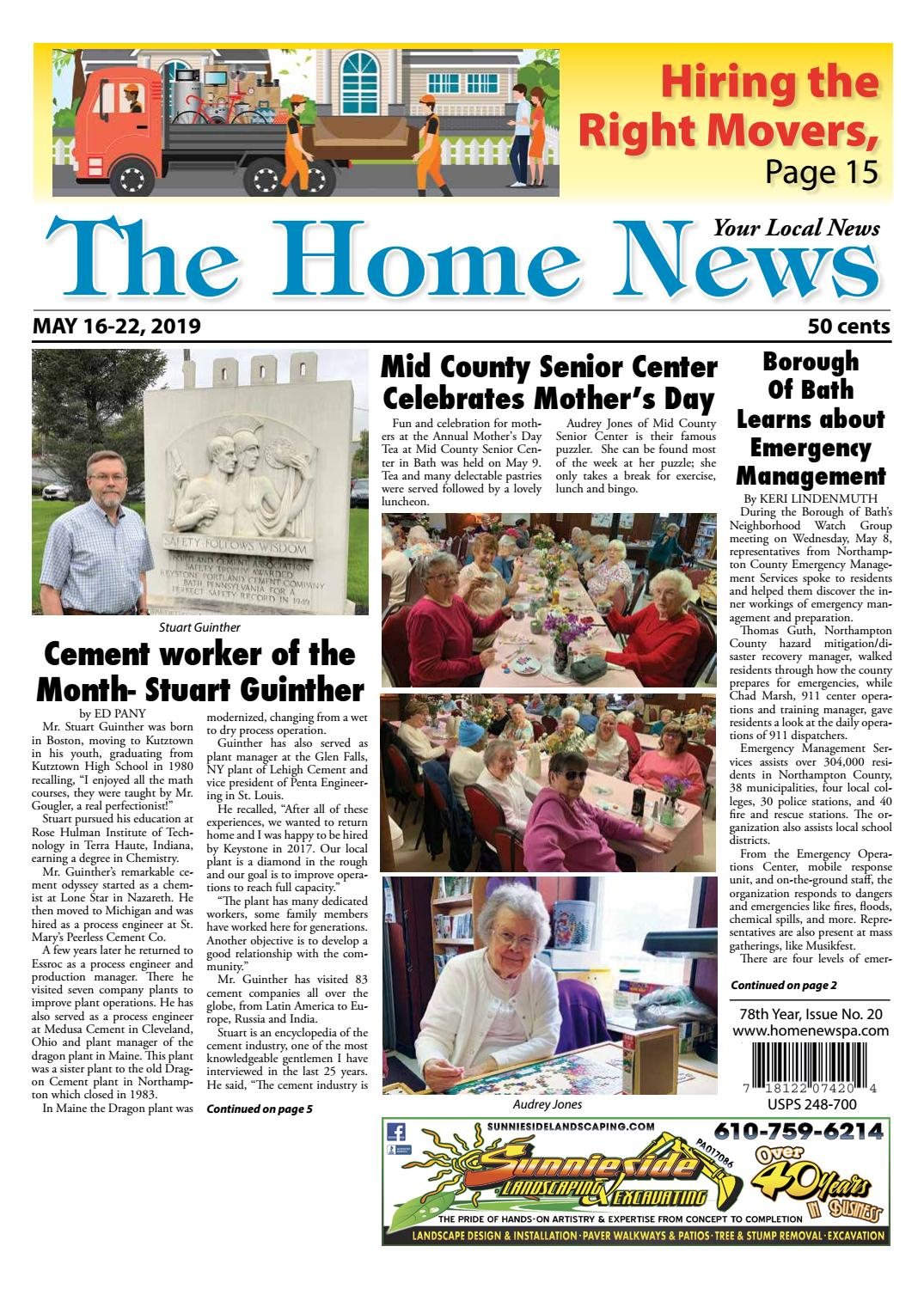 The Home News May 16 by Innovative Designs & Publishing, Inc