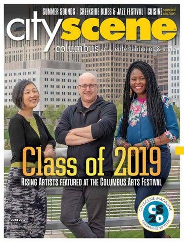 CityScene Magazine June 2019 by CityScene Media Group - issuu