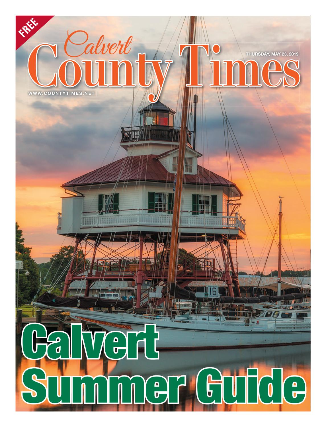 2019-05-23 Calvert County Times by Southern Maryland Online