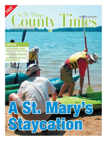 2019-05-23 St  Mary's County Times by Southern Maryland