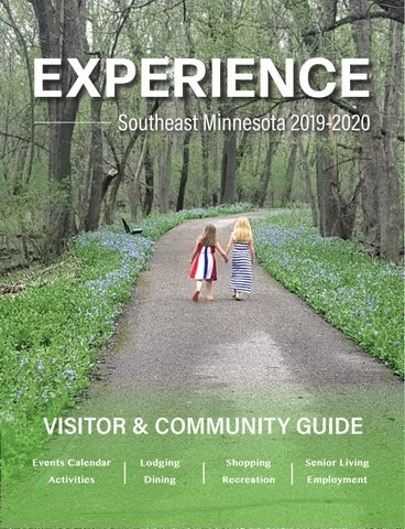 Experience SE MN 2019 by Mower County Shopper - issuu