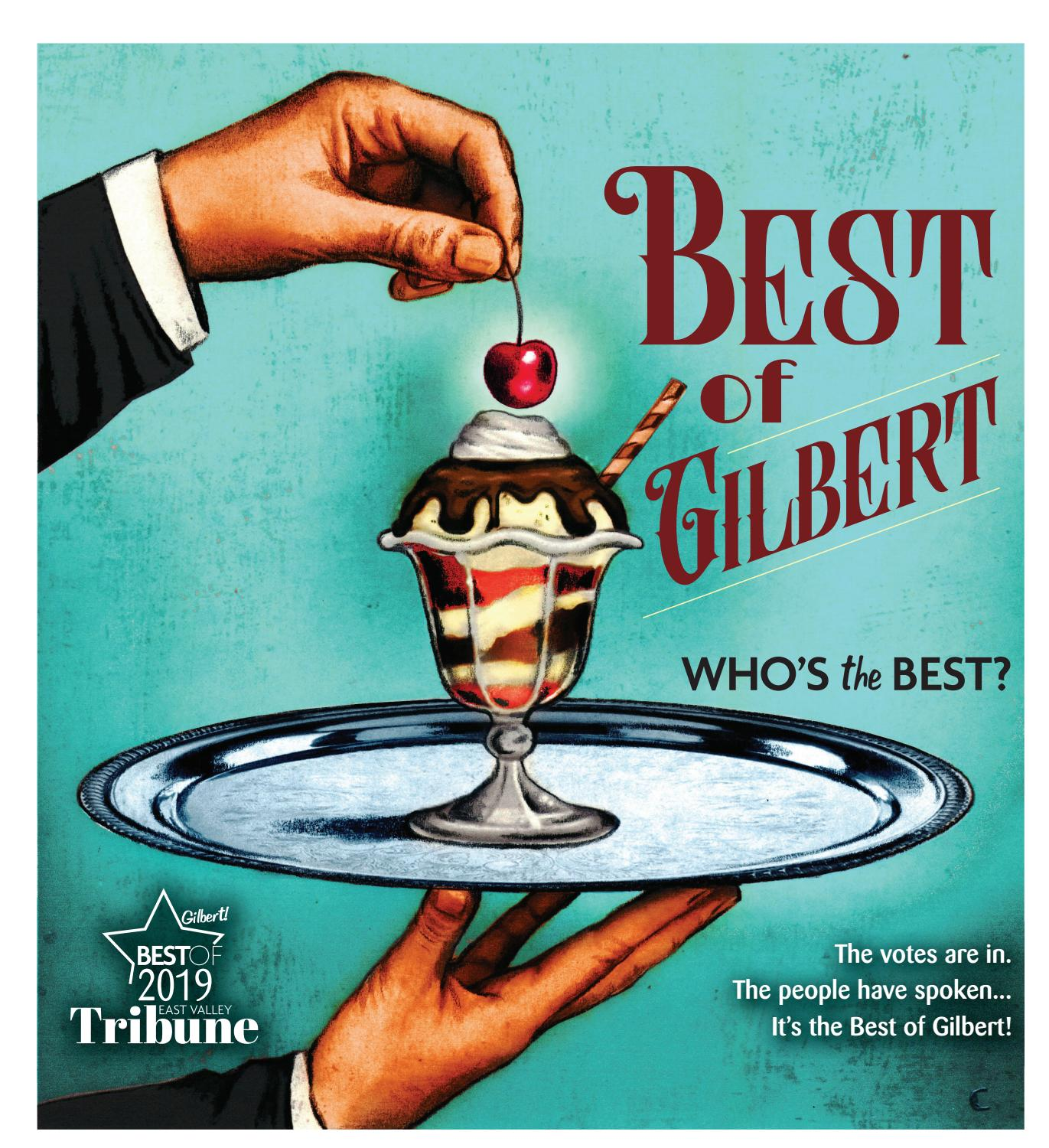 Best of Gilbert 2019 | Nominated for Best Real Estate Team