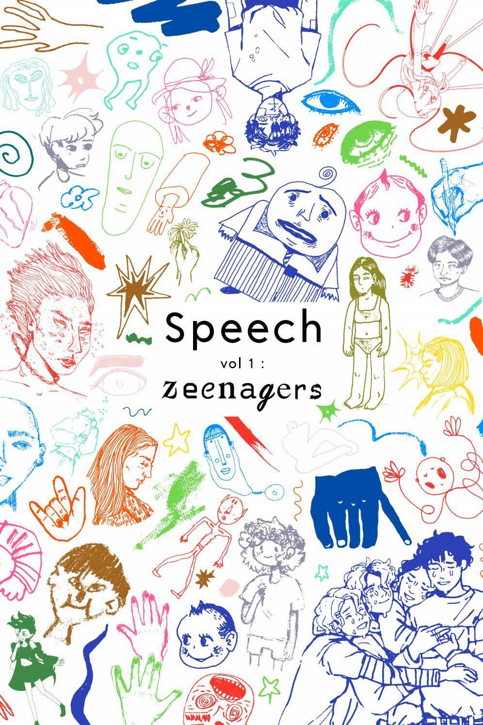 Speech Vol 1 Zeenagers By Kendra Dpnchc Issuu