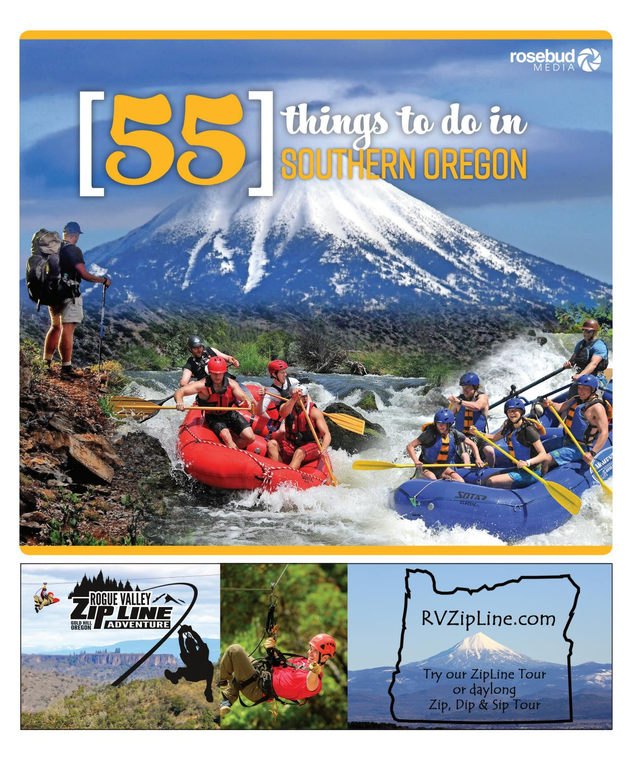 55 Things to do in Southern Oregon
