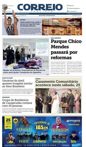 d19cae05b78 jornal Correio Paulista 1370 by Jornal Correio Paulista - issuu