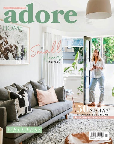 Groovy Adore Home Magazine The Small Homes Edition Winter 2019 Unemploymentrelief Wooden Chair Designs For Living Room Unemploymentrelieforg