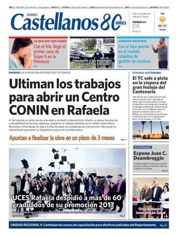 f95900132 Diario Castellanos 24 05 19 by Diario Castellanos - issuu