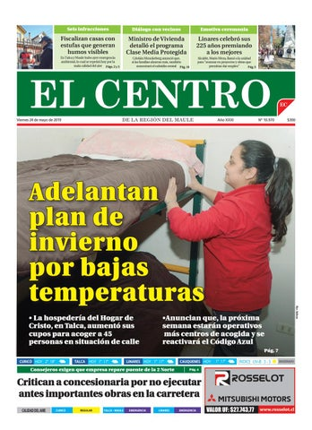 409ee3a11d4a Diario 24-05-2019 by Diario El Centro S.A - issuu