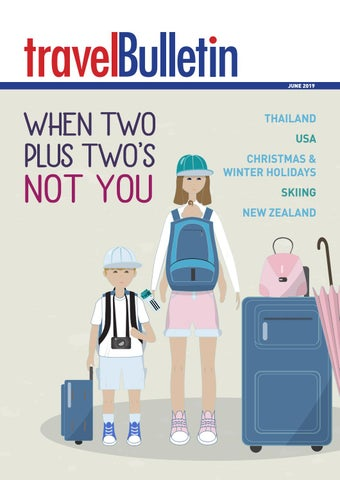 b1e17e61b1c TravelBulletin for June 2019 - When two plus two's not you: single parent  families are on the rise