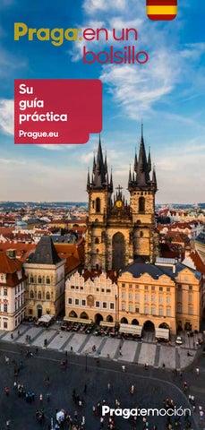 Praga En Un Bolsillo By Prague Eu Issuu