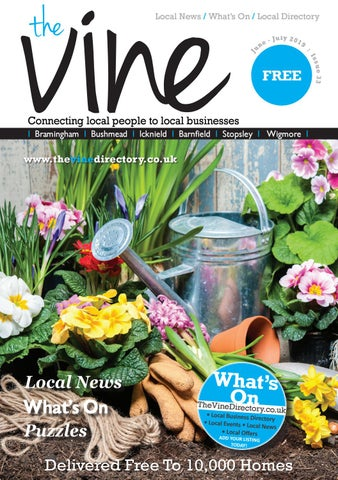The Vine Magazine - Issuu
