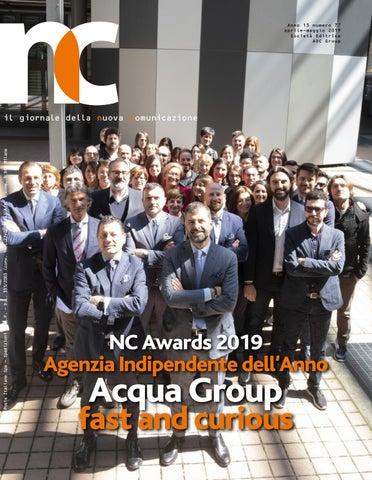 Nc 77 Apr Mag 2019 By Adc Group Issuu