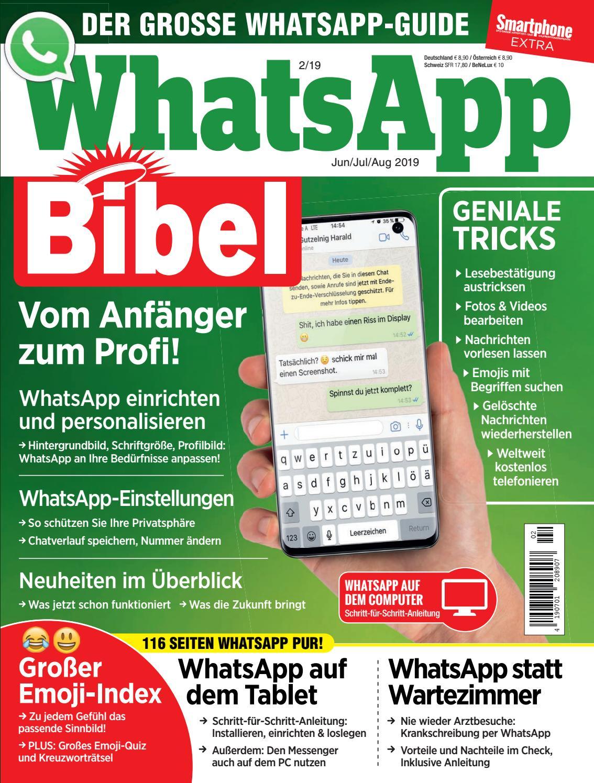 whatsapp profilbild größe anpassen
