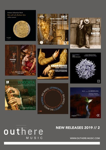New Releases 2019 // 2 EN by Outhere Music - issuu