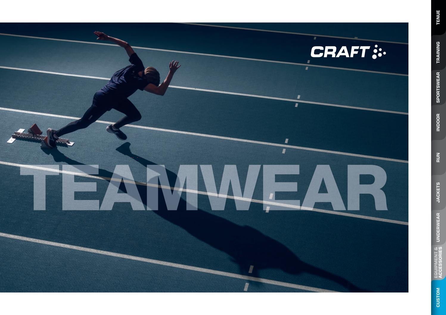 594767a8 Craft Teamwear 2019 Catalogus by unicum6 - issuu