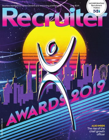 Recruiter June 2019 by Redactive Media Group - issuu
