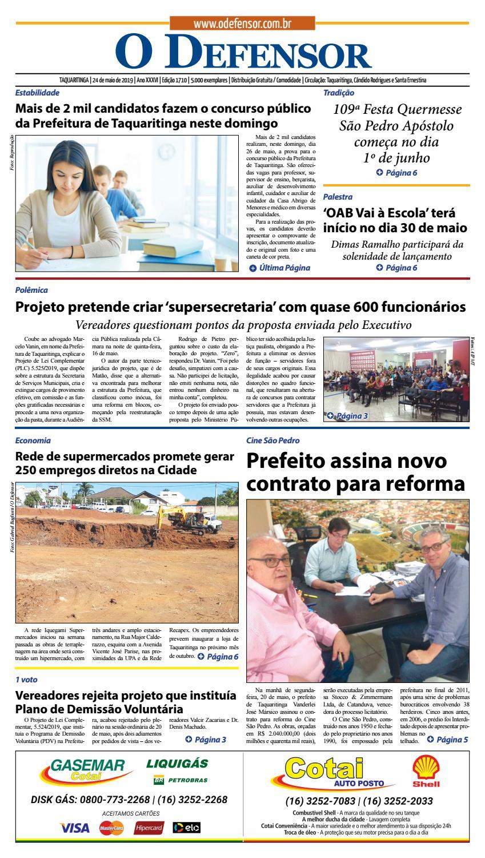 a38fe89e8 Jornal O Defensor, 24 de maio de 2019 by gabriel baglioti - issuu