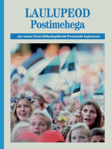 c5f080f420c Laulupeod Postimehega by Rahva Raamat - issuu